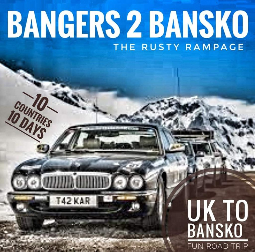 bangers to bansko rally